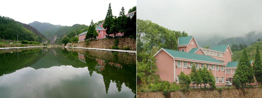 宁波廊桥自然风景区