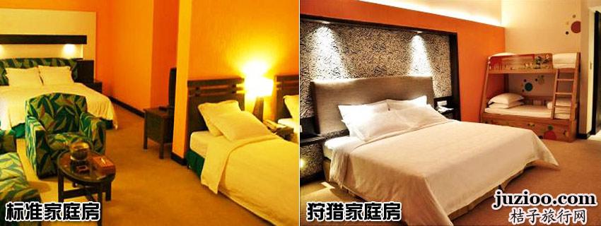 长隆酒店→香江动物园南门→水上乐园→欢乐世界南门